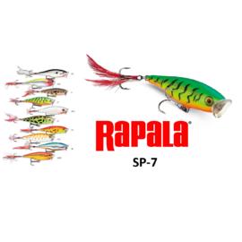 RAPALA SKITTER POP SURFACE POPPER SP07 SB