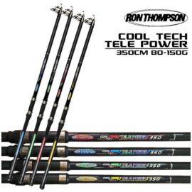 RON THOMPSON COOL TECH TELEPOWER 80-150GR 4 RÉSZES TELESZKÓPOS BOT
