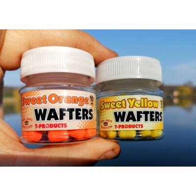 T-PRODUCTS SWEET YELLOW WAFTERS 10MM