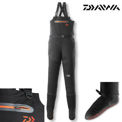 DAIWA D-V. 4X BREATHABLE HYBRID4 WAY STRETCH WADER 42/43