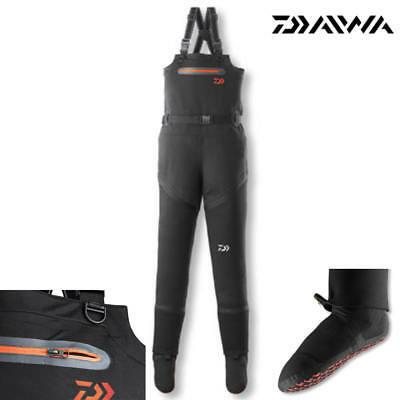 DAIWA D-V. 4X BREATHABLE HYBRID4 WAY STRETCH WADER 42/43