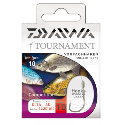 DAIWA TOURNAMENT MATCH HOROG