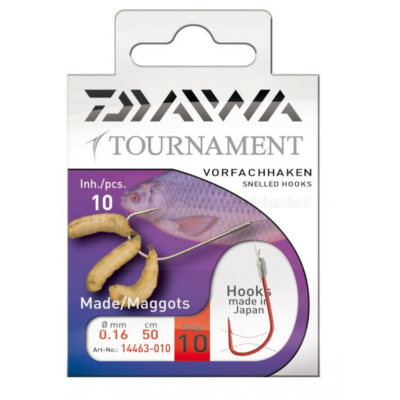 DAIWA TOURNAMENT MAGGOTS HOROG