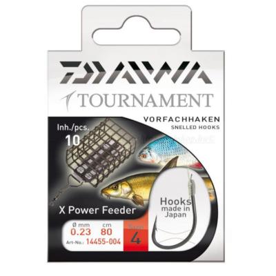 DAIWA TOURNAMENT X POWER FEEDER HOROG  SIZE 12