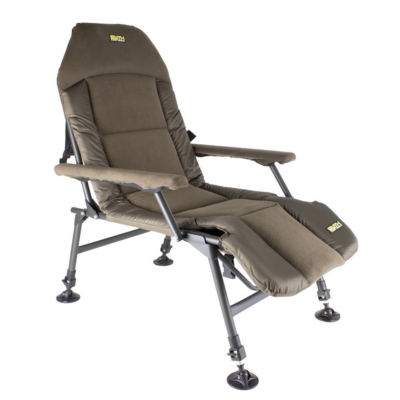 FAITH CARP TACKLE LOUNGE CHAIR XL