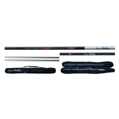 SERIE WALTER POWER CARP 11,5M PACK