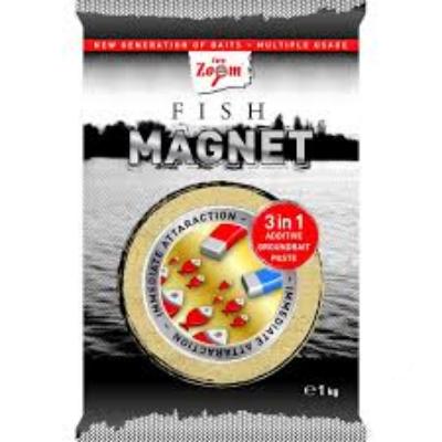 CARP ZOOM FISH MAGNET HAL MÁGNES ETETŐANYAG ZÖLD 1KG