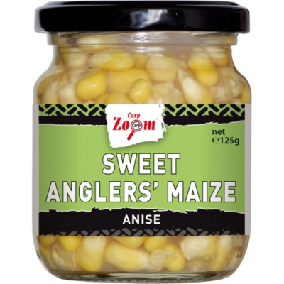 CARP ZOOM SWEET ANGLER'S MAIZE 125GR ÁNIZS