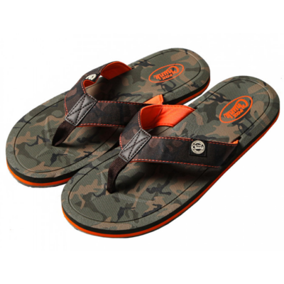 FOX CHUNK CAMO FLIP FLOP 43-AS PAPUCS