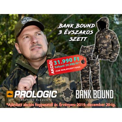 PROLOGIC BANK BOUND 3 SEASON CAMO SET