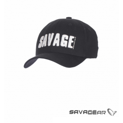 SAVAGE GEAR SIMLPY SAVAGE 3D LOGO CAP SAPKA