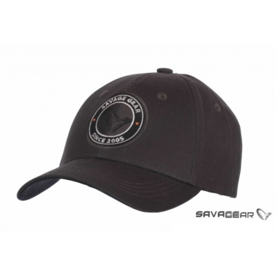 SAVAGE GEAR SIMLPY SAVAGE BADGE CAP SAPKA