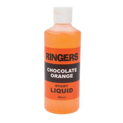 RINGERS CHOC ORANGE LIQUID 400ML