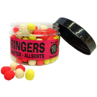 RINGERS WAFTER ALLSORTS 10MM