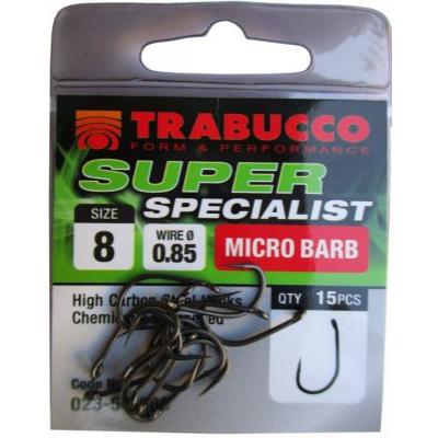 TRABUCCO SUPER SPECIALIST MICRO BARB HOROG SIZE 12