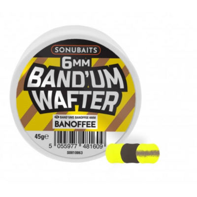 SONUBAITS BAND'UM WAFTERS 6MM BANOFFE