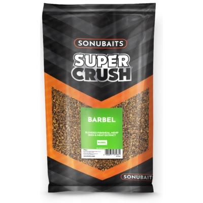 SONUBAITS BARBEL GROUNDBAIT 2KG