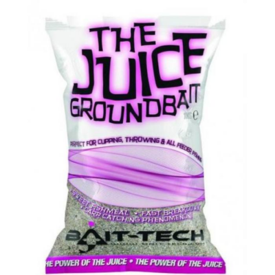 BAIT-TECH THE JUICE GROUNDBAIT 1KG