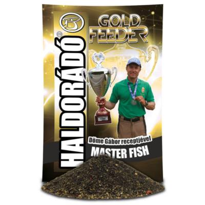 HALDORÁDÓ GOLD FEEDER MASTER FISH