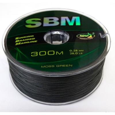 KATRAN BRAIDED MAINLINE SBM 300M
