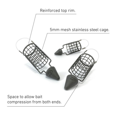 N´ZON Dist Cage Feeder