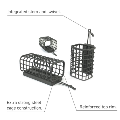 N´ZON Square Cage Feed