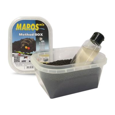 MAROS MIX METHOD BOX 500GR SCOPEX