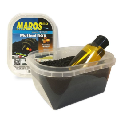MAROS MIX METHOD BOX 500GR ANANÁSZ