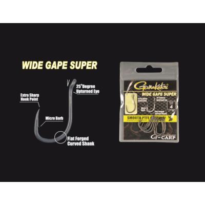 GAMAKATSU G-CARP WIDE GAP SUPER 10/CS 4-ES