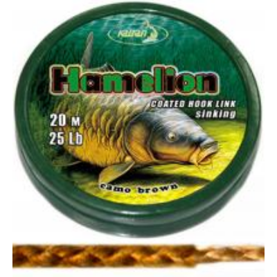 KATRAN HAMELION COATED BRAIDED HOOK LINKS