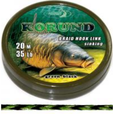 KATRAN KORUND BRAIDED HOOK LINKS