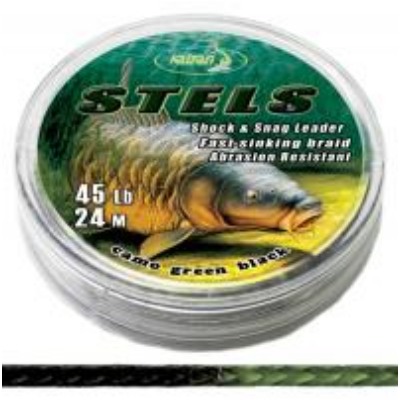 KATRAN STELS SHOCK-SNAG LEADERS 25 LB 24 M