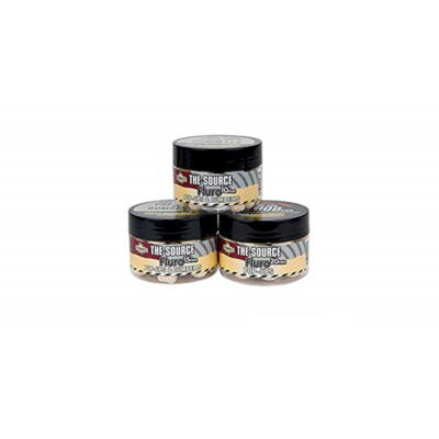 DYNAMITE BAITS SOURCE WHITE POP-UP-DUMBELLS