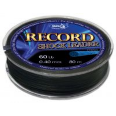 KATRAN RECORD SHOCK LEADER 0,40MM 60LB 80M