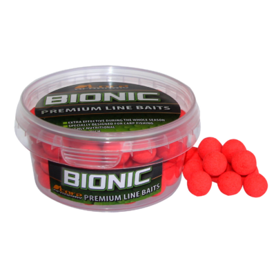 CARP ACADEMY BIONIC FLUO POP UP BOJLI 16MM