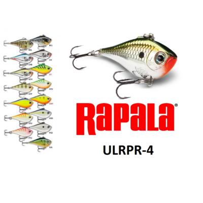 RAPALA ULTRA LIGHT RIPPIN RAP WOBBLEREK ULRPR-4