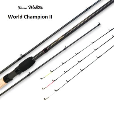 SERIE WALTER WORLD CHAMPION II FEEDER BOTOK