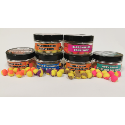 TIMÁR MIX EXTREME FLUO BONBON POP-UP CSALIK 30G