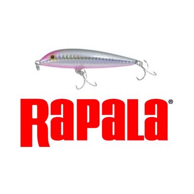 RAPALA COUNTDOWN ABACHI LIPLESS CDAL-9 WOBBLER
