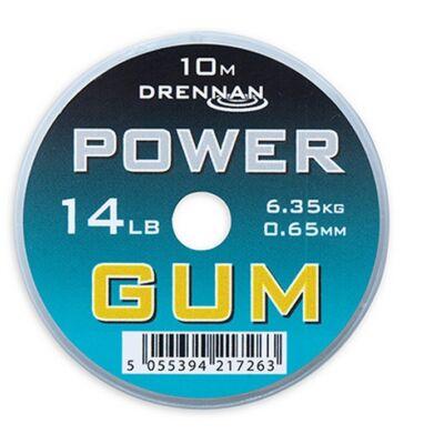 DRENNAN POWER GUM ERŐGUMI 0,65MM 14LB