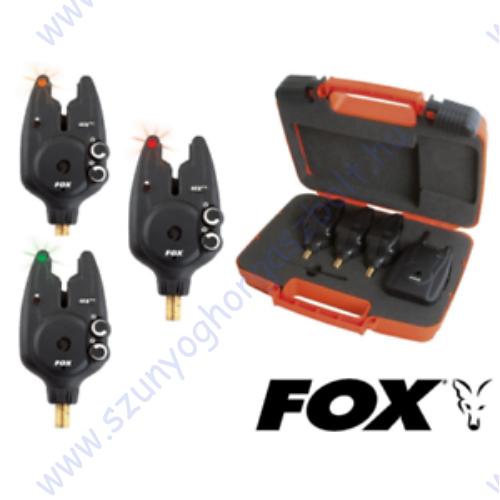 FOX MICRON MXR+ MULTI COLOUR 3 ROD SET