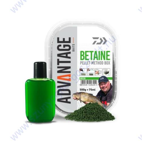 DAIWA ADVANTAGE PELLET BOX GREEN BETAIN