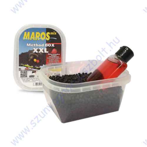 MAROS MIX METHOD BOXOK PELLET+LIQUID 500GR + 100ML