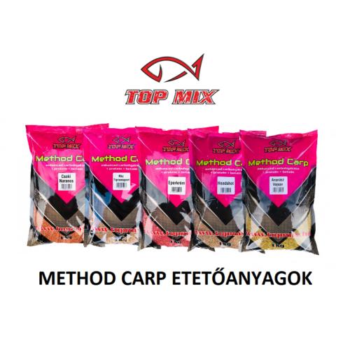 TOP MIX METHOD CARP ETETŐANYAG CSALÁD
