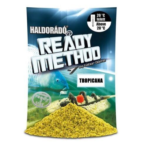 HALDORÁDÓ READY METHOD ETETŐANYAG 800G TROPICANA
