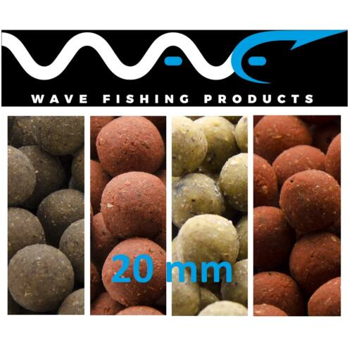 WAVE PRODUCT - SHELF LIFE BOILIES BOJLIK 20MM 300-1000G