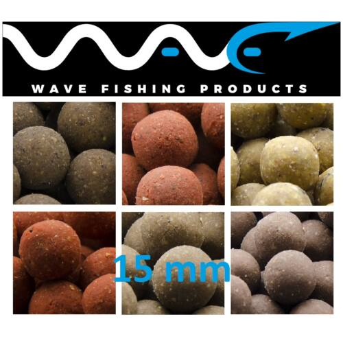 WAVE PRODUCT - SHELF LIFE BOJLIK 15MM 300-1000G