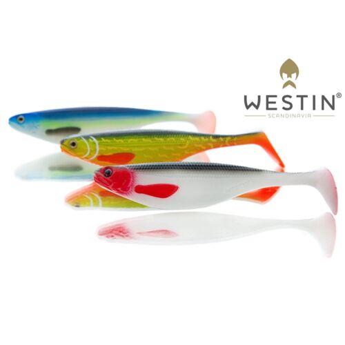 WESTIN SHADTEEZ 12CM 15G REDLIGHT