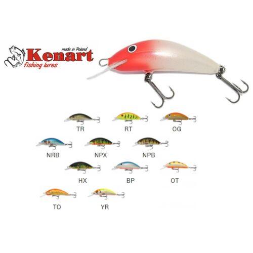 KENART FOX WOBBLEREK 4,5CM/3gr
